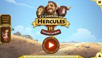Video Game: 12 Labours of Hercules II: The Cretan Bull