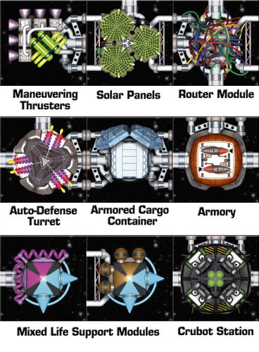 Board Game: Galaxy Trucker: Another Big Expansion