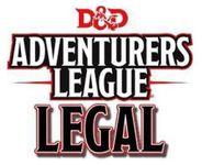 Series: Adventurers League Legal