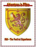 RPG Item: FA9: The Festival Experience