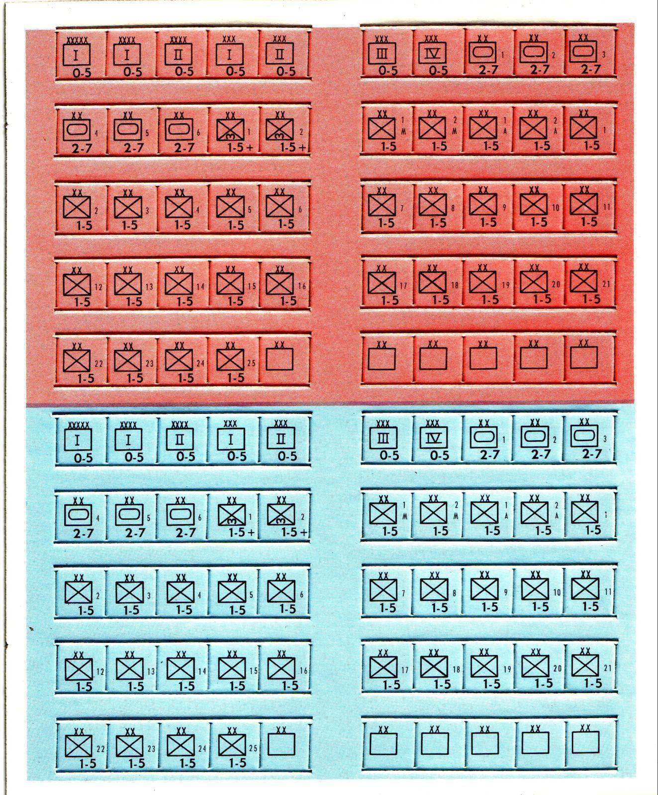 tactics 2 board game