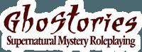 RPG: Ghostories
