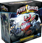 Board Game Accessory: Power Rangers: Heroes of the Grid – Megazord Deluxe Figure