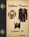 RPG Item: Wondrous Treasures Collection 3