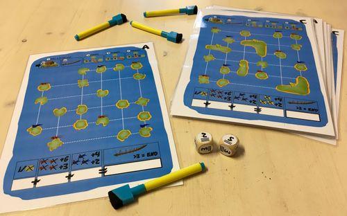 Board Game: Hashi