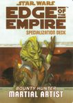 RPG Item: Edge of the Empire Specialization Deck: Bounty Hunter Martial Artist