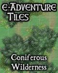 RPG Item: e-Adventure Tiles: Coniferous Wilderness