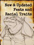 RPG Item: New & Updated Feats and Racial Traits
