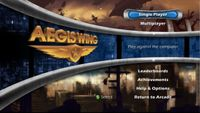 Video Game: Aegis Wing