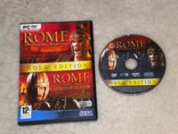 Video Game Compilation: Rome: Total War Gold Edition