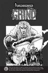 RPG Item: Torchbearer Sagas: Grind