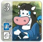 Board Game: Splendor: Space Cow Promo