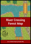 RPG Item: River Crossing Forest Map
