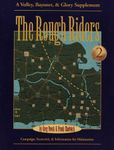 Board Game: The Rough Riders: A Volley, Bayonet, & Glory Supplement, volume 2