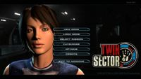 Video Game: Twin Sector