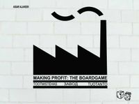 Board Game: Making Profit: The Boardgame