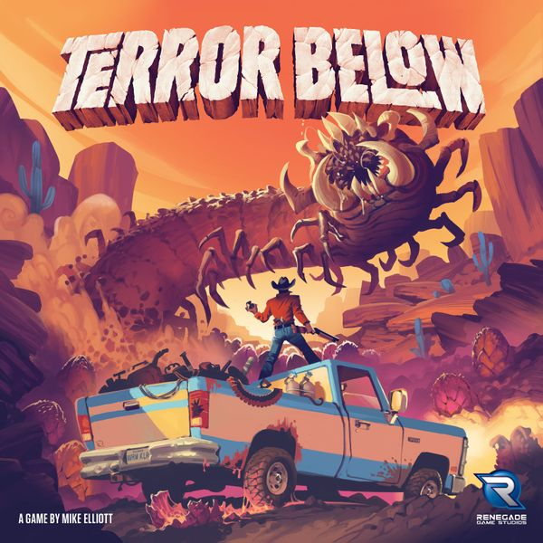 Terror Below, Renegade Game Studios, 2019 — front cover (image provided by the publisher)