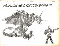 Issue: Alarums & Excursions (Issue 19 - Feb 1977)