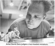 Board Game Artist: David Zenz