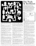 RPG Item: The Vault of Zerduzan