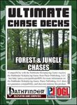 RPG Item: Ultimate Chase Decks: Forest & Jungle Chases