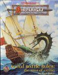 RPG Item: Naval Battle Rules: The Seas of Cerilia