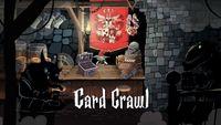Video Game: Card Crawl
