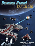 Board Game: Squadron Strike: Traveller
