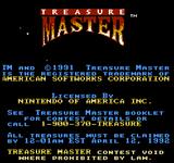 Video Game: Treasure Master