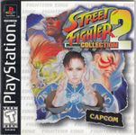 Video Game Compilation: Street Fighter Collection 2