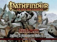 Board Game: Pathfinder Adventure Card Game: Rise of the Runelords – Adventure Deck 4: Fortress of the Stone Giants