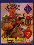Board Game: Toktong Pass: Escape from Chosin