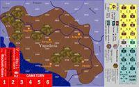 Board Game: Unternehmung 25: V-Mail Postcard Game #2