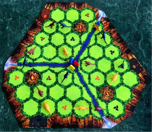Board Game: Lost Plateau