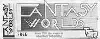 Periodical: Fantasy Worlds