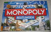 Board Game: Monopoly: Reutlingen