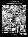 RPG Item: Into the Wild