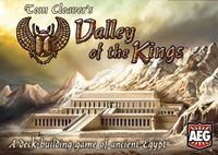 Board Game: Valley of the Kings
