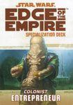 RPG Item: Edge of the Empire Specialization Deck: Colonist Entrepreneur