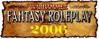 Series: Warhammer Fantasy Roleplay 2006 Scenario Contest