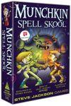 Board Game: Munchkin Spell Skool
