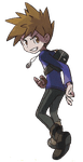 Character: Blue Oak