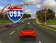 Video Game: Cruis'n USA