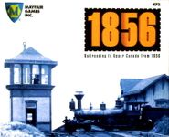 Board Game: 1856: Railroading in Upper Canada from 1856