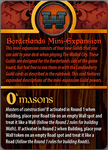 Board Game: The Walled City: Borderlands Mini-Expansion