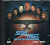 "Video Game: Star Trek: The Next Generation – ""A Final Unity"""