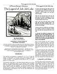 RPG Item: The Legend of Jub Jub Lake