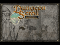 Video Game: Dungeon Scroll