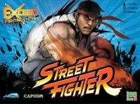 Board Game: Exceed: Street Fighter – Ryu Box