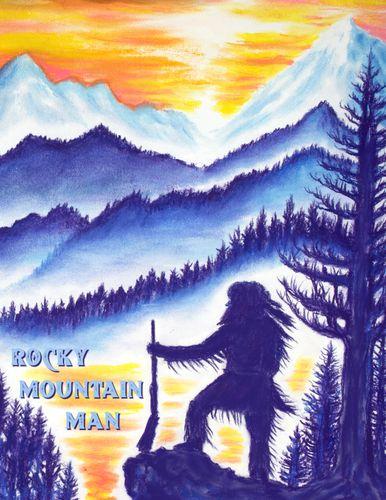 Board Game: Rocky Mountain Man